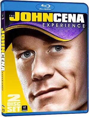 Couverture du DVD de John Cena