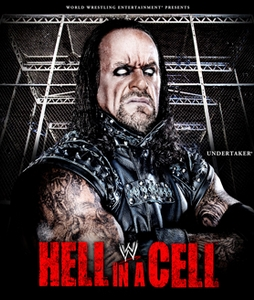 Poster de Hell in a Cell 2010