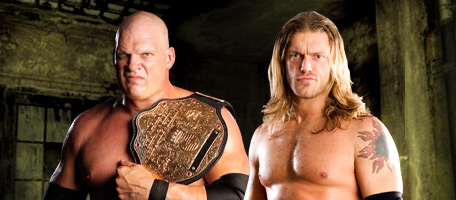 World Heavyweight Championship match. Survivor Series 2010