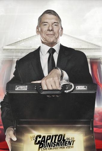 WWE - Capitol Punishment 2011